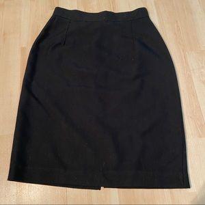 Beechers brook black skirt